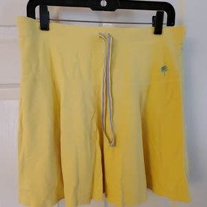 Lilly Pulitzer Yellow skirt